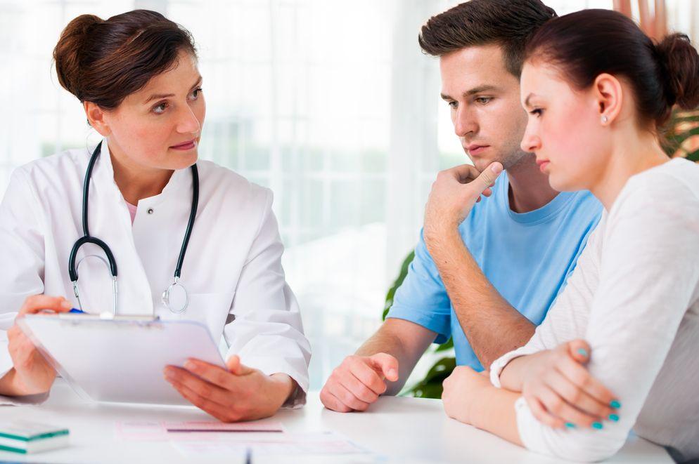Подготовка к беременности в клинике