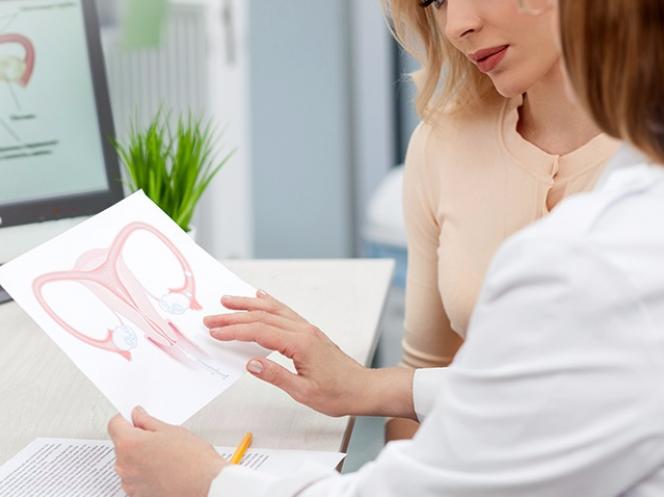 Выпадение матки, тазовый пролапс операция